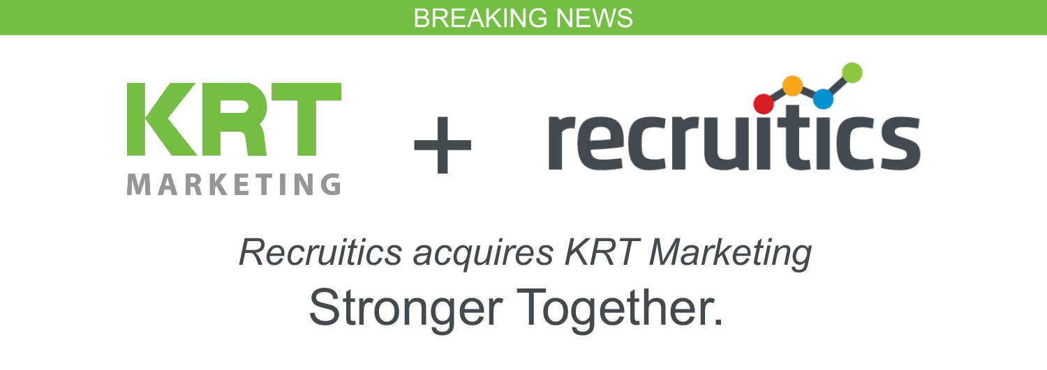 Recruitics acquires KRT Marketing